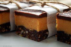 Layers of Chocolate Ganache, Creamy Peanut Butter & Chocolate, Hazelnut & Pecans