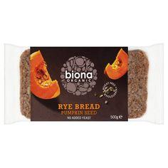 Bread || Rye & Pumpkin Seed
