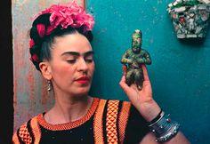 Ganz nah an Frida Kahlo - Bis 10. Mai 2015 im Museum Marta Herford