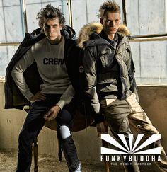 Funky Buddha fashion http://www.funky-buddha.com