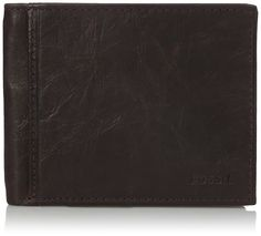 Fossil Men's Rfid Blocking Ingram Bifold - Brown -- Be sure to check out this awesome product. (This is an Amazon Affiliate link and I receive a commission for the sales)