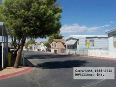 Bear Valley Mobile Home Park In Apple CA