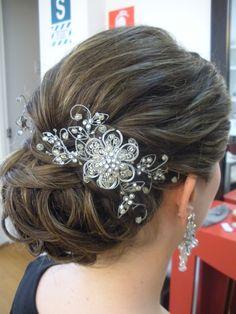 My wedding hair style..