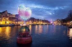 DetalleLogia: Fiesta de las Luces - Amsterdam Light Festival