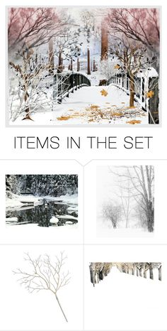 """Landscape"" by frenchfriesblackmg ❤ liked on Polyvore featuring art"