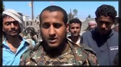 A combat zone in Yemen Taiz