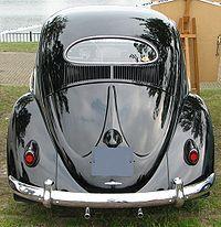 VW Kever Ovaaltje