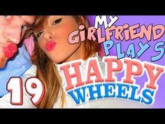 Pewdiepie & Cutiepie playing Happy Wheels