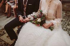 Casamento da adega de moda Costa da Morte // www.onefabday.com