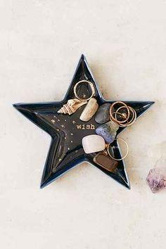 Plateau vide-poches en forme d'étoile Wish