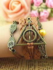 Women's Harry Potter Wing Bracelet – EUR € 2.99