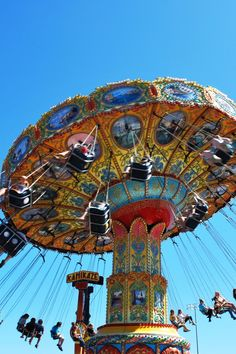50 States of Roller Coasters, Carousels, and Midway Games — Oh My!