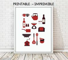 Laminas cocina,laminas imprimibles cocina,laminas imprimibles,laminas decorativas,poster cocina,poster imprimible cocina,5 TAMAÑOS INCLUIDOS