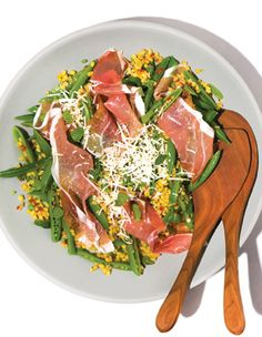 Cold Snap If you're looking for spring's breakout taste, pick peas