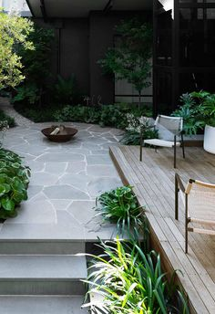 Outdoor Paving, Outdoor Gardens, Kew Gardens, The Secret Garden, Secret Gardens, Crazy Paving, Garden Posts, Olive Garden, Australian Garden