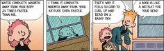 Frazz Comic Strip, October 10, 2016     on GoComics.com