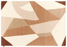 Riflessi Rug Gio Ponti Carpet Collection Handknotted in Nepal by AMINI Tibetan Wool  250x300cm