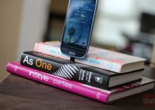DIY: Turn a book into a sleek charging smartphone dock. #mobile #charger