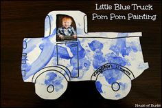 House of Burke: Baby Book Club: The Little Blue Truck