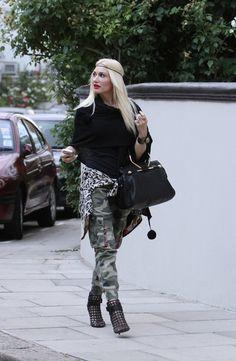 Gwen Stefani - Gwen Stefani style