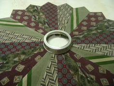 Necktie quilt instructions one – Anita's piecing and quilting tutorials Quilting Tips, Quilting Tutorials, Quilting Projects, Quilting Designs, Sewing Projects, Sewing Tips, Sewing Crafts, Quilt Block Patterns, Quilt Blocks
