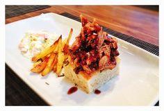 Popchef Sami Kuronen: Pulled pork, oliivifocaccia, coleslaw ja itse tehdyt ranskalaiset