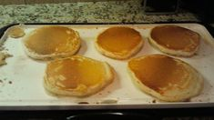 These are my absolute favorite 'plain' pancakes. I love these so much that I can't put anything on them lol. I just eat them dry. I have to be careful. I like them so much I could eat the whole batch LOLOL . Extra Fluffy Pancakes Recipe, Crepes, Brunch Recipes, Breakfast Recipes, Breakfast Ideas, Pancake Recipes, Breakfast Crockpot, Brunch Ideas, Dinner Ideas