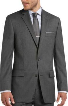 Michael Kors Charcoal Slim Fit Suit | Men's Wearhouse