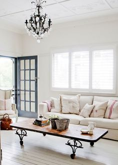 French country style in the city - Home Beautiful