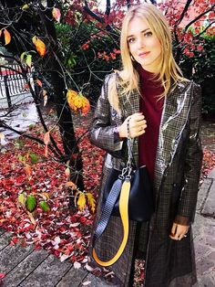 Bag Celebrity Cutouts Chiara Ferragni Grandeur Nature