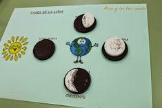 Science Crafts, Stem Science, Science For Kids, Science Projects, Science And Nature, School Projects, Moon Activities, Space Activities, Science Activities
