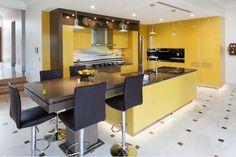 Encontrar Más Armarios de Cocina Información acerca de 2016 nuevo diseño de muebles de cocina de la laca de alto…