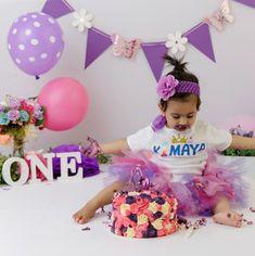 Mayhem Happy 'Customers Cake Smash Photos, Happy Girls, Instagram Accounts, Birthday Cake, Photoshoot, Tutus, Photo Shoot, Birthday Cakes, Cake Smash Photography
