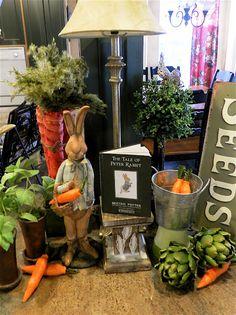Cute Easter display