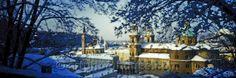Salzburg, Austria. I want to take the Sound of Music tour