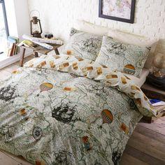 Colorful world duvet cover duvet dorm and bedrooms bedding explorer vintage map duvet cover natural beige brown bedding bed set gumiabroncs Image collections