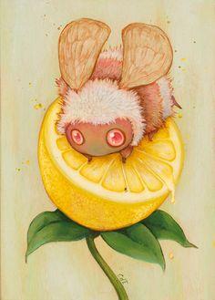 Lemon Drop by camilladerrico.deviantart.com on @deviantART