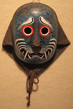 Korean Mask | File:Korean mask of Bibi (Spirit of the Sea).JPG - Wikimedia Commons