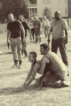 The Episode when they find out that Sophia was in the barn as a zombie......Poor Carol...:(