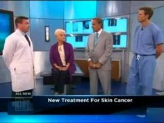 Tampa dermatologist Dr. Seth Forman discusses painless cancer treatment on syndicated doctor's show