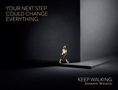 Dan Tobin Smith — Johnnie Walker / Keep Walking