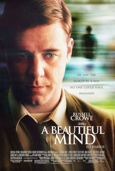 A Beautiful Mind Directed and Produced by Ron Howard Produced by Brian Grazer Starring Russell Crowe Ed Harris Jennifer Connelly Paul Bettany Adam Goldberg Judd Hirsch Josh Lucas Christopher Plummer # A Beautiful Mind Jennifer Connelly, Christopher Plummer, Film Fiction, Les Oscars, Josh Lucas, Best Picture Winners, John Nash, Paul Bettany, Ron Howard
