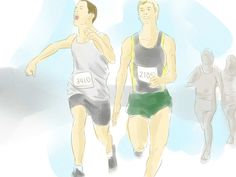 How to Run a Cross Country Race -- via wikiHow.com