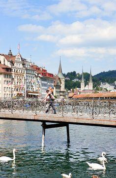 Lakes and Mountains | Luzern