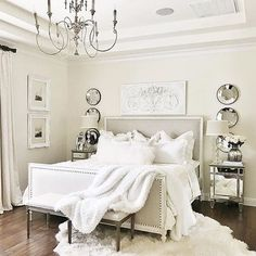 ♡ ᒪOᑌIᔕE ♡ IT REALLY DOESN'T GET MUCH MORE ELEGANT OR GORGEOUS THAN THIS!! - TOTALLY LOVING THIS GLORIOUS BEDROOM!! ⚜