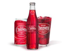regular or diet... nothing like a Cheerwine