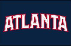 Atlanta Hawks Jersey Logo Atlanta Hawks Atlanta Casual Art