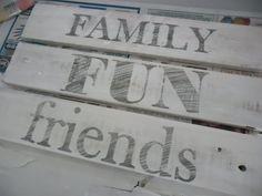DIY Shabby signs from pallet planks ....  http://laneyheartdiy.blogspot.com/2012/09/shabby-wooden-signs.html