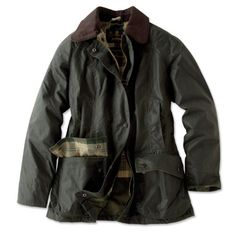 Barbour Women`s Beadnell Jacket. May just have to be my next purchase!! LOVE!