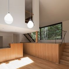 Tiered Lodge by Naoi Architecture & Design Office